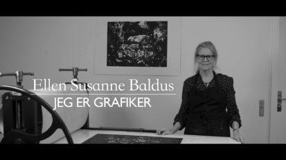 Ellen Susanne Baldus – Jeg Er Grafiker