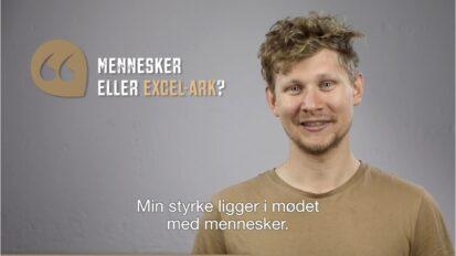 Video CV – Morten
